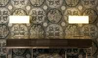 Tapeta Arte Basalt / Medaillon