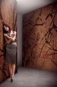 Tapeta Wall & Deco Birds