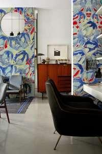 Tapeta Wall & Deco Bluerouge