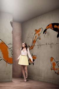 Tapeta Wall & Deco Carp