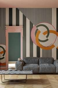 Tapeta Wall & Deco CHERRY BOMB