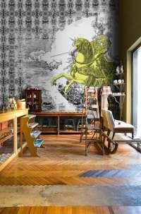 Tapeta Wall & Deco Conquistadores