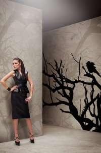 Tapeta Wall & Deco Crow