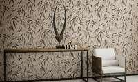 Tapeta Arte Flamant Les Mémoires / Bambou