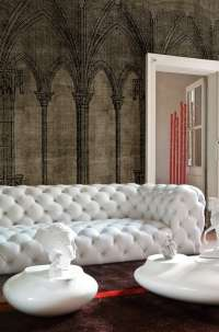 Tapeta Wall & Deco Flamboyant