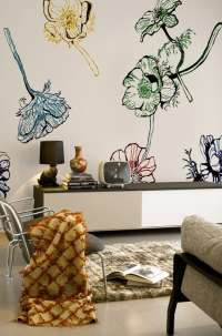 Tapeta Wall & Deco Flowerized