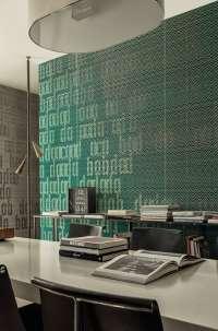 Tapeta Wall & Deco Glifi