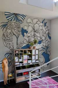 Tapeta Wall & Deco Graffitisme