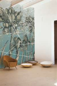 Tapeta Wall & Deco Herbarium