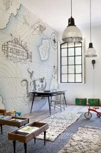 Tapeta Wall & Deco Jules