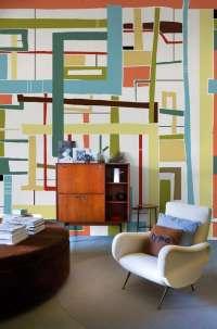 Tapeta Wall & Deco Labyrinth