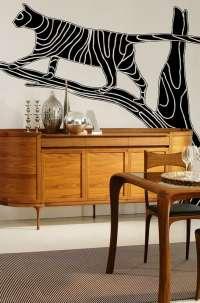 Tapeta Wall & Deco Mooncats