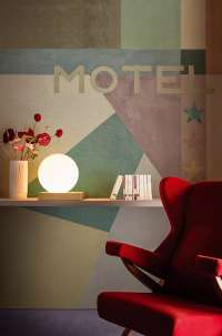 Tapeta Wall & Deco Motel futuriste