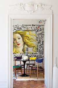Tapeta Wall & Deco Printemps