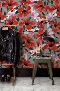 Tapeta Wall & Deco Tropicalia reloaded