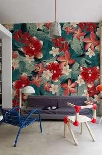 Tapeta Wall & Deco Tropics reloaded
