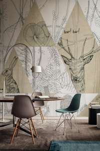 Tapeta Wall & Deco Woodland