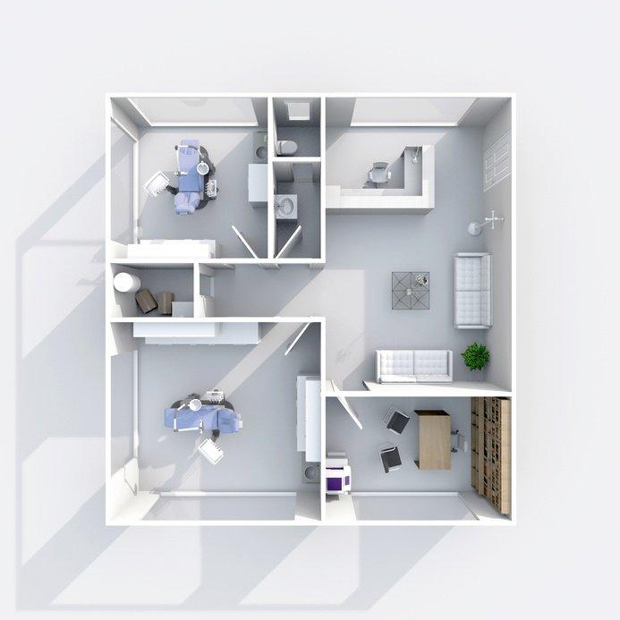 Projektowanie Gabinet W Stomatologicznych Wn Trz Medycznych I Gabinet W Lekarskich Lux