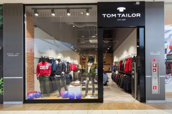 Projekt sklepu TOM TAILOR