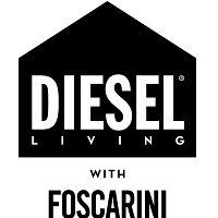 Disel with Foscarini logo