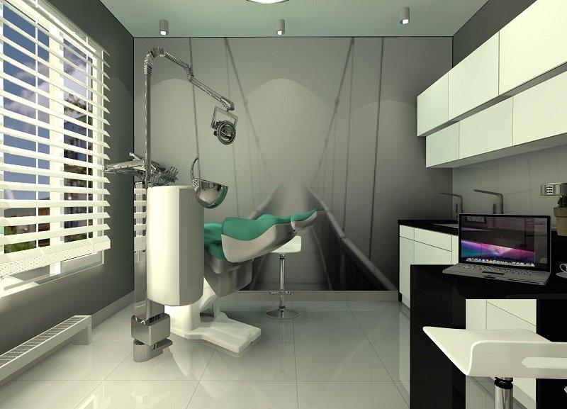 Projektowanie gabinetów lekarskich