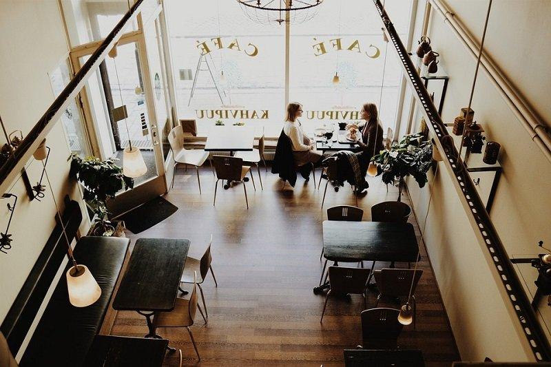 Projektowanie restauracji