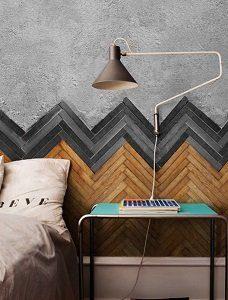 Wall & Deco tapeta deski