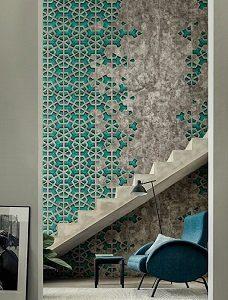 Wall & Deco tapeta wzory