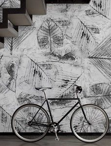 tapeta rysowane Wall & Deco