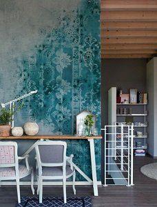 tapeta zanikająca Wall & Deco