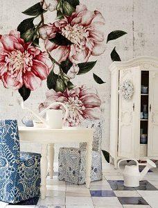 tapety Wall & Deco róże