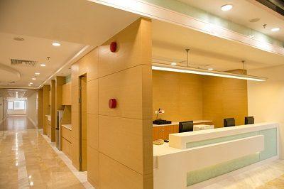 projektowanie gabinetów medycznych