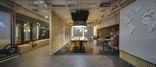projekt wnetrza biura