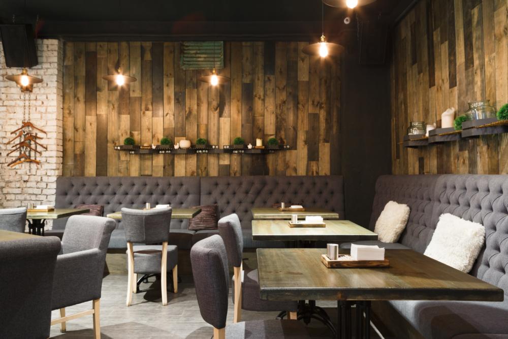 projektowanie wnętrza restauracji